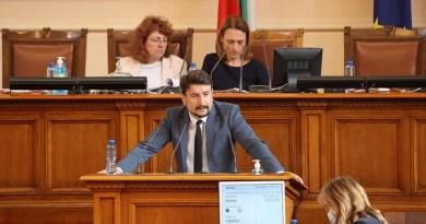 Свилен Андреев повежда листата на ДБ в Област Ловеч