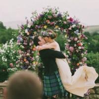 Una boda entre lo formal e informal