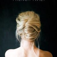 Tutorial peinado: Moño francés desenfadado