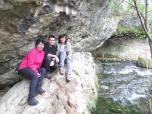 15. на входа на пещера Урушка маара