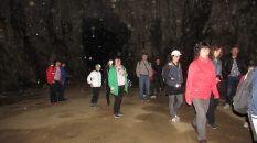 18. към сухата галерия на Деветашката пещера