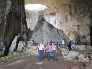 13 пещера Проходна