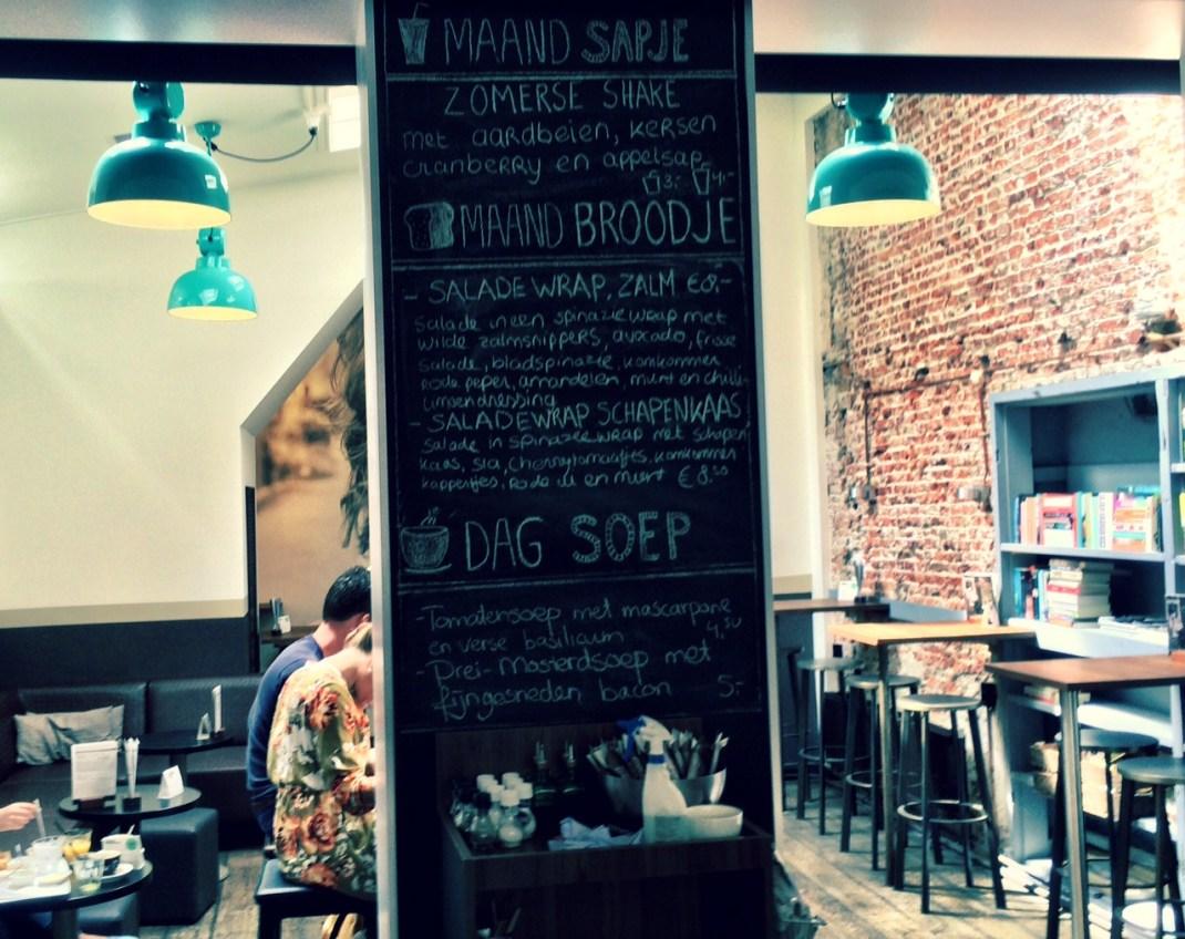 Koffie cafe Anne & Max - Haarlem