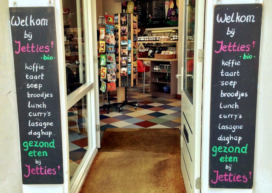 Jetties, Haarlem - 100% Biologisch restaurant