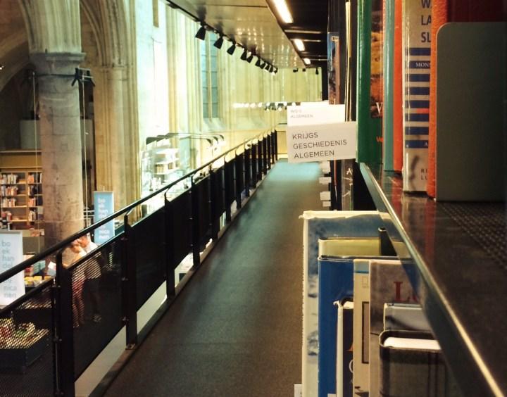 Boekhandel Dominicanenkerk Maastricht