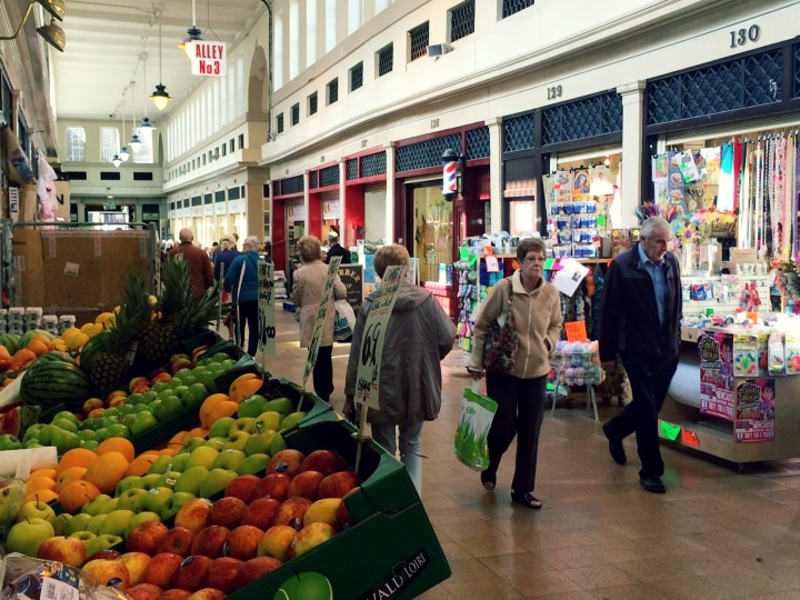 Grainger Market Newcastle