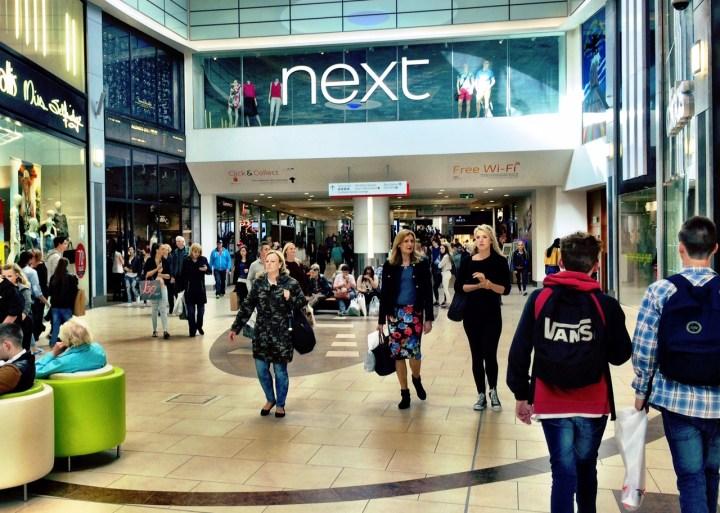 Shoppen Newcastle