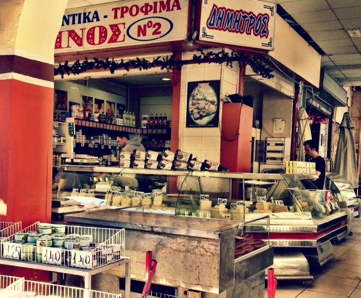 Modiano Market Thessaloniki