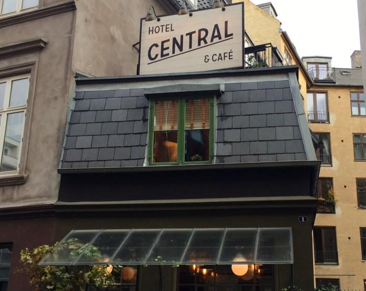 Hotel Central & Cafe Kopenhagen