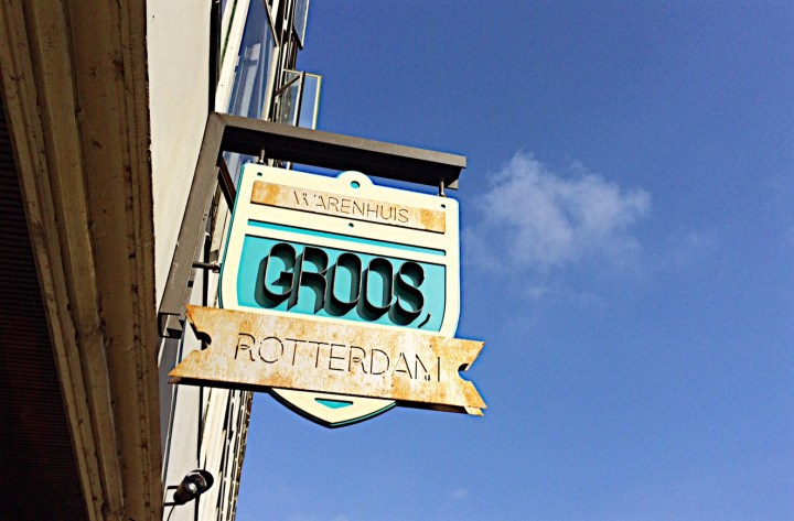 Conceptstore GROOS Rotterdam