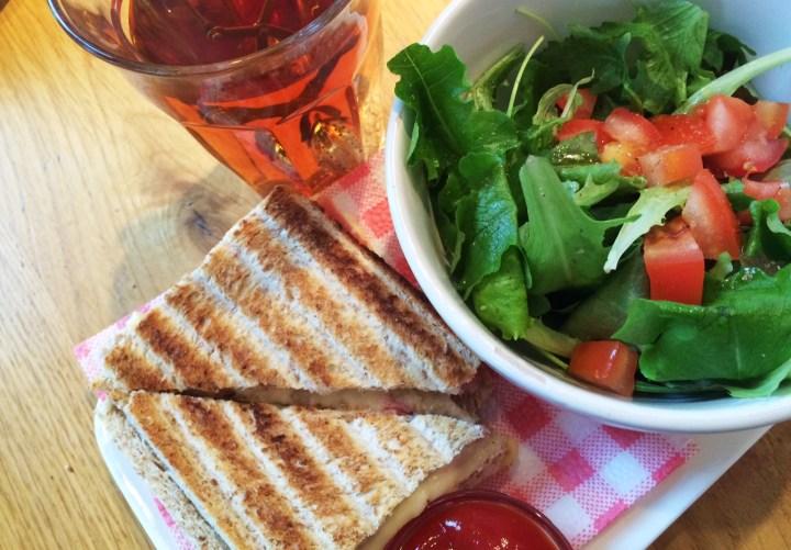 Lunchen Antwerpen Vitrin