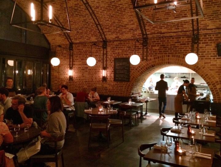 Restaurant Beagle Londen