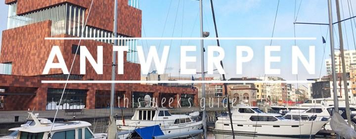 Weekendje Antwerpen