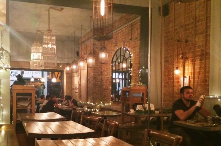 Restaurant Mowgli Liverpool