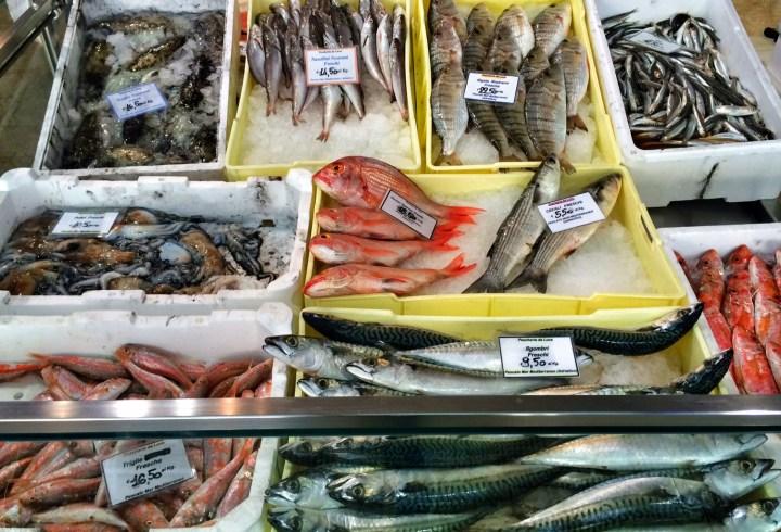 Footmarket Modena Mercato coperto di via Albinelli