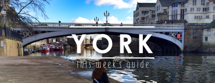 Weekendje weg York