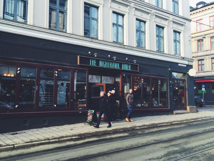 Hotspots Oslo