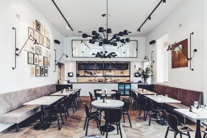 Morgan & Mees Restaurant Amsterdam