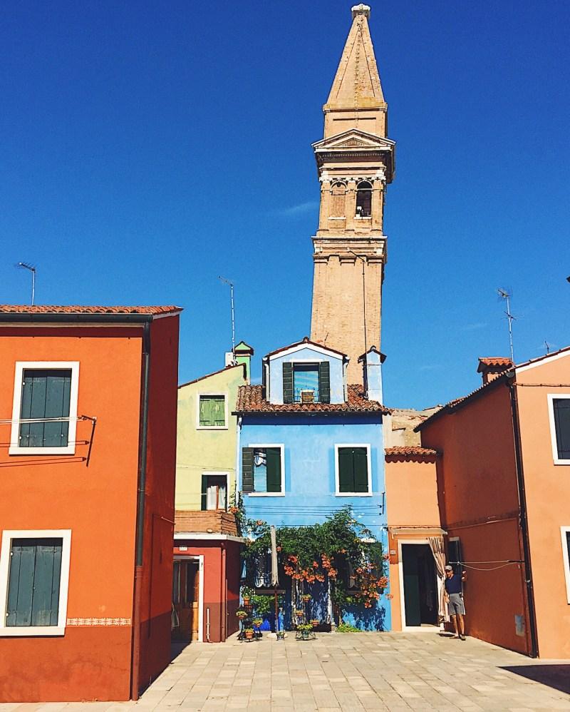 Eilanden bij Venetië - Burano