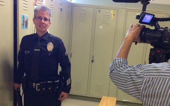 Behind the Scenes with LAPD Lesbian Mom
