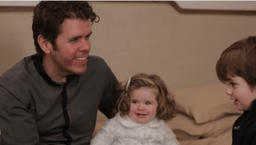 New Video: Perez Hilton Gets Real on Family Values
