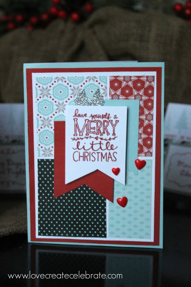 Final Christmas Card Of The Year Love Create Celebrate
