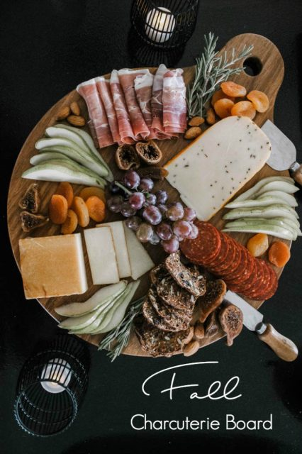 Fall Charcuterie Boards