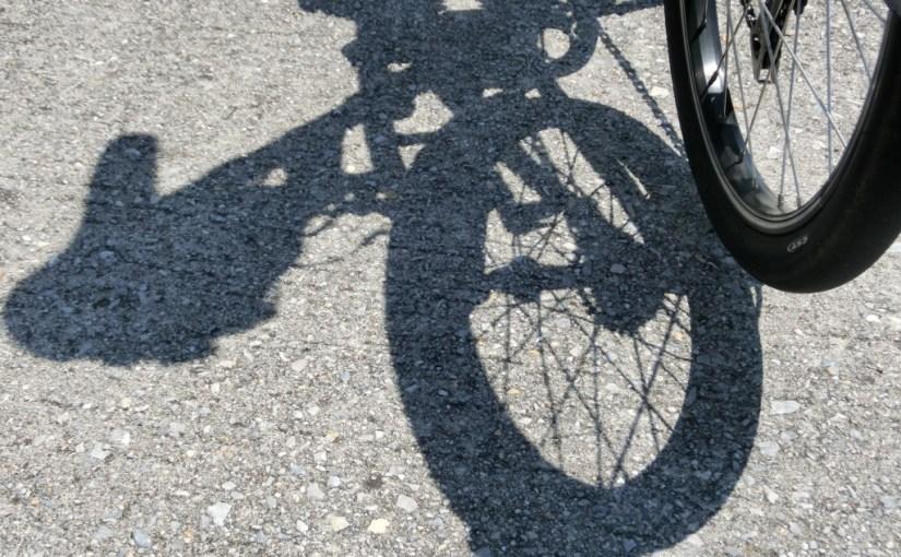 駐輪場よりコインロッカー 折り畳み自転車
