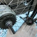 リアルストリーム 内装ギア付きのタイヤ・チューブ交換は面倒