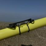 自転車にスマホ・ドリンク・小物を付ける便利なフォルダー