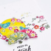 Keep in Touch - Penny Black SIMPLICITY