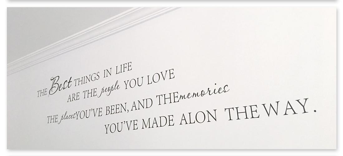 Frases para tu hogar  Love Design