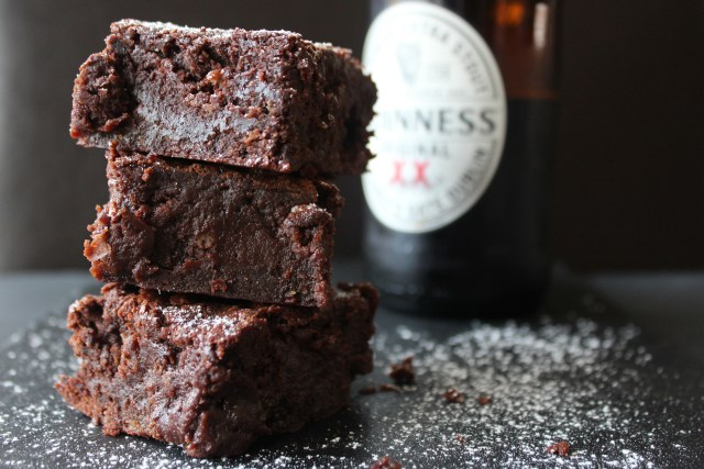 Guiness Brownies6