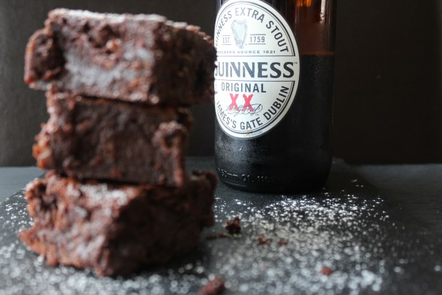 Guiness Brownies7
