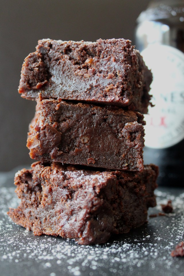 Guiness Brownies8