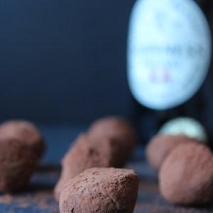 Guinness truffles