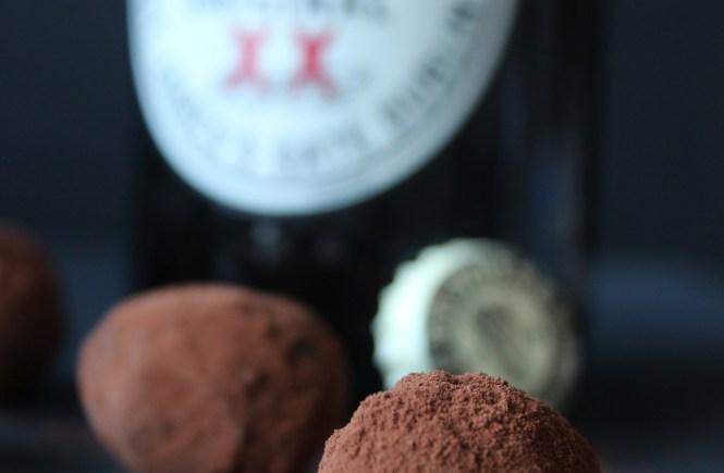 Guinness truffles5