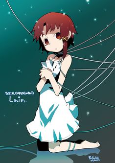 Serial Experiments Lain Sub Indo : serial, experiments, Serial, Experiments, Lovefastpower
