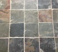 Light Slate Tile Kitchen Remodel   Home Design and Decor ...