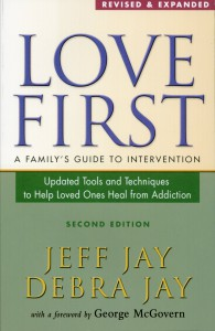 Love First book on intervention
