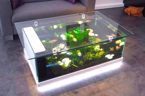 top 5 fish tank coffee tables for sale