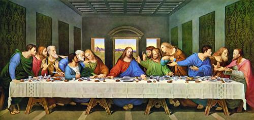 nu17 Jesus meal