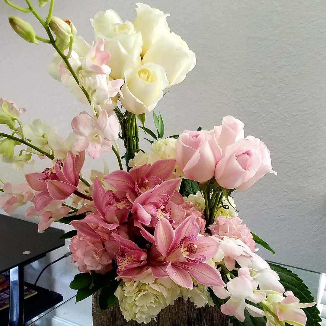 Organic Paradise Love Flowers