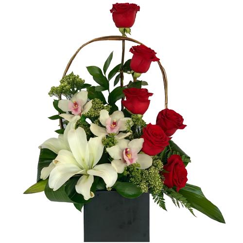 Sweet Love Love Flowers