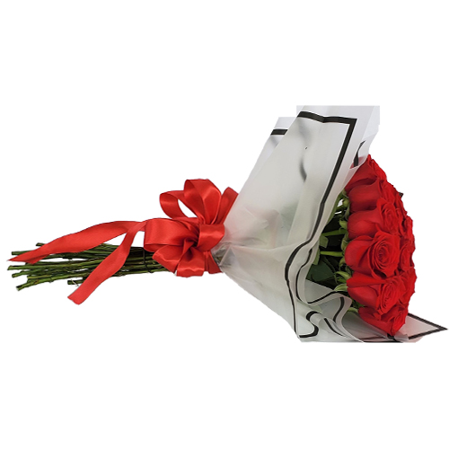 Fabulous 24 Roses Korean Style Bouquet Love Flowers