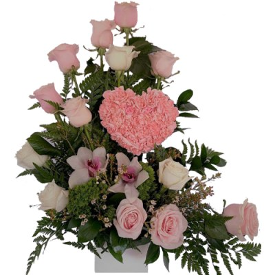 Fabulous Pink Heart