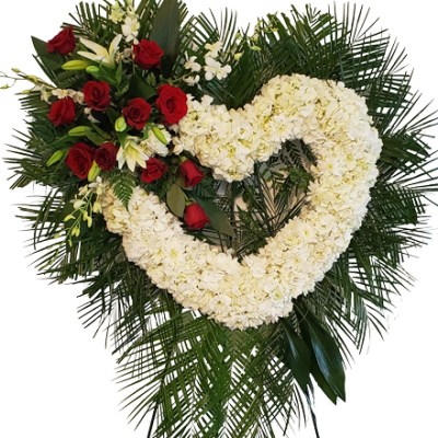 A Faithful Heart Wreath