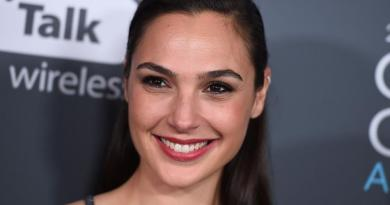 Gal Gadot Returns to the Big Screen in 'Wonder Woman 1984'