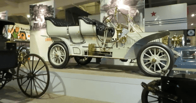 """Walk With Me, Steve Martin – """"Henry Ford Museum in Dearborn, Michigan"""""""
