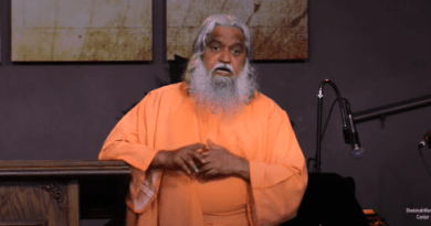 It's Not Over Yet! – Sadhu Sundar Selvaraj